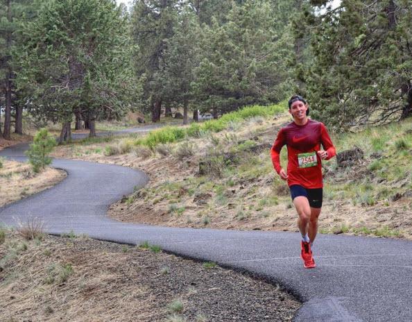 Bend Half Marathon in Bend, OR on April 24, 2016